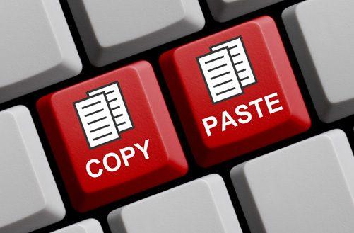 Plagiaat en auteursrecht en het belang ervan voor jouw website klein