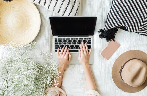 3 fouten die je moet vermijden als je schrijft voor je website klein
